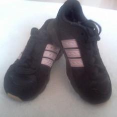 Adidasi Adidas pentru fetite - Adidasi copii, Fete, Marime: 25, Negru