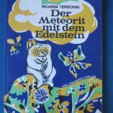 Carte in limba germana pentru copii - Povesti: Der Meteorit mit dem - 1976 - Carte educativa