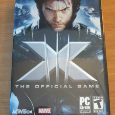 X-Men 3: The Official Game (PC) - Jocuri PC Activision, Shooting, 18+, Single player