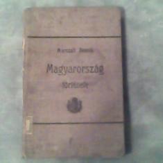 Magyarorszag tortenete-Kozepfoku iskolak szamara-Marczali Henrik