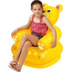 Intex Happy Animal Chairs Bear - Piscina copii
