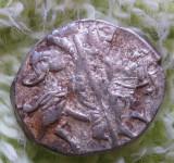 * Copeica Rusia Pscov - argint - Ivan cel Groaznic - 1547 - Rurik, Europa