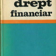 I. Gliga, Drept financiar - Carte Drept financiar