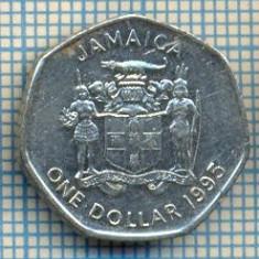 1024 MONEDA - JAMAICA - ONE DOLLAR -anul 1995 -starea care se vede