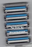 Pachet 5 lame ( rezerve ) pentru aparat de ras SHICK PROTECTOR, noi
