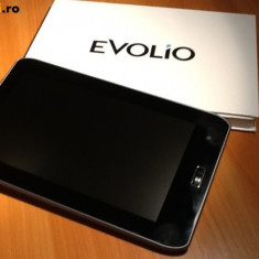 Vand Tableta Evolio Etech evotab3 in stare excelenta cu garantie 5 ani, 7 inch, 4 Gb, Wi-Fi