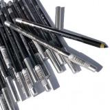 Creion de ochi W 7 Kool sub forma de gel - negru intens - Creion contur ochi