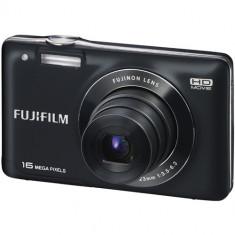 Aparat foto digital Fujifilm FinePix JX550, 16MP, Black - Aparat Foto compact Fujifilm, Compact, 16 Mpx, 5x, 2.7 inch