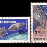 LP 702 - Apollo 9 si 10 - 50% din pret lista Romfilatelia - Timbre Romania, Spatiu