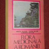 FLORA MEDICINALA A ROMANIEI - MIRCEA ALEXAN, OVIDIU BOJOR, FLORENTIN CRACIUN - Carte Geografie