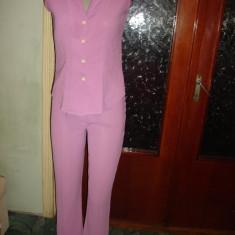 Costum dama de vara lila -marimea S, Marime: S, Culoare: Din imagine