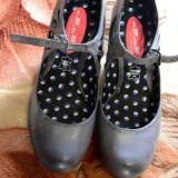 Pantofi ieftini - Pantof dama, Gri, Marime: 38