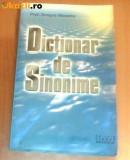 DICTIONAR DE SINONIME DE PROF.UNIV.DR.DRAGOS MOCANU,,398 PAG,STARE FOARTE BUNA
