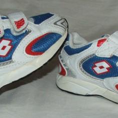 Adidasi copii LOTTO - nr 22, Baieti, Multicolor