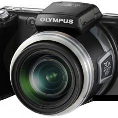 Aparat foto Olympus SP-800UZ - Aparat Foto compact Olympus, Compact, 14 Mpx, Peste 20x, 3.0 inch