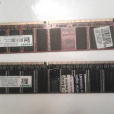 Memorie Rami 256/512 mb DDR1 si DDR2