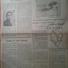 ziarul viata literara 24 decembrie -21 ianuarie 1928-art. de george calinescu