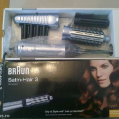 Ondulator de par BRAUN SATIN - HAIR 3