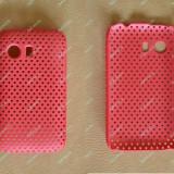 Husa ROZ Air Mash (Plastic perforat) Samsung Galaxy S5360 S 5360 - Husa Telefon