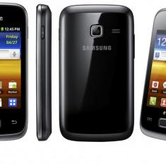 Vand Samsung Galaxy Ace Duos S6802 DUAL SIM SUPER PRET, Negru, Neblocat, 3.5''