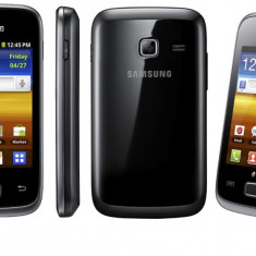 Vand Samsung Galaxy Ace Duos S6802 DUAL SIM SUPER PRET - Telefon mobil Samsung Galaxy Ace Duos, Negru, Neblocat