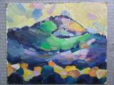 Cumpara ieftin Pictura pe carton 1 - Peisaj
