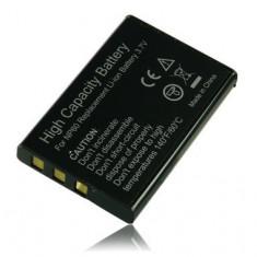 Acumulator HP L1812A 1050mAh cu InfoChip 100% compatibil HP Photosmart R07 R507 R607 R707, Dedicat