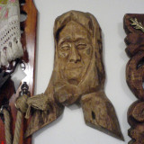 Sculptura lemn