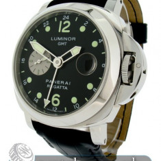 Panerai Luminor GMT Regatta 2002 PAM 156 - Ceas barbatesc Panerai, Mecanic-Automatic