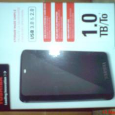 Hard extern 1 .0 tb, produs nou in garantie - HDD extern Toshiba, 1-1.9 TB