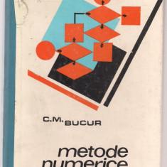 #10A(000) C.M.Bucur-METODE NUMERICE