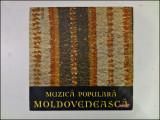 Disc vinil vinyl pick-up MEDIU Electrecord MUZICA POPULARA MOLDOVENEASCA 1967 LP EPD-1005 rar vechi colectie