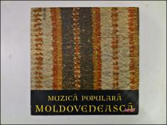 Disc vinil vinyl pick-up MEDIU Electrecord MUZICA POPULARA MOLDOVENEASCA 1967 LP EPD-1005 rar vechi colectie foto