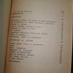 Vanatoare cu chematori si atrape, Alexandru Filipascu, 1968