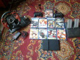 Playstation2 +9jocuri+volan cu pedale, PlayStation 2