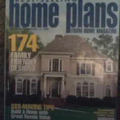 Home Plans - revista februarie 1998 - Revista casa