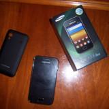 Vand Samsung Galaxy Ace s 5830i in stare impecabila, garantie, toate accesoriile - Telefon mobil Samsung Galaxy Ace, Negru, Neblocat