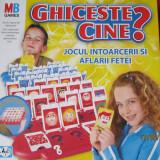 GHICESTE CINE ? - Joc board game