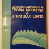 Cercetari matematice in teoria moderna a stratului limita, Alta editura