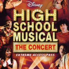 High School Musical The Concert - Film Colectie disney pictures