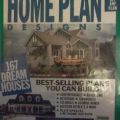 Home Plans Designs-167 case de vis - lb.engl. - Revista casa
