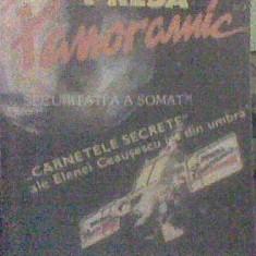 Almanah Presa Panoramic (Nr.4)-Securitatea a somat-Spionaj la blocul de est-Carnetele secrete ale elenei ceausescu ies din umbra