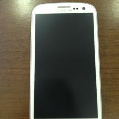 Samsung galaxy S3 ALB varianta cu 2GB ram + 4G !!, 16GB, Neblocat