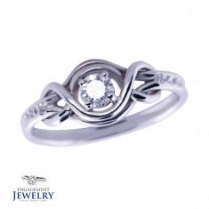 Inel de logodna cu diamant GEMS-IN-003
