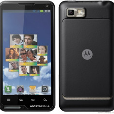 Vand motorola motoluxe - Telefon Motorola, Negru, Neblocat