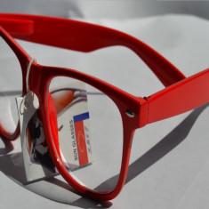 Ochelari wayfarer transparenti - Ochelari stil wayfarer, Unisex