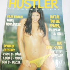 HUSTLER SEPTEMBRIE 2002 - Revista barbati