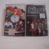 Vand set 2 casete audio originale Five, originale - Muzica Pop Altele