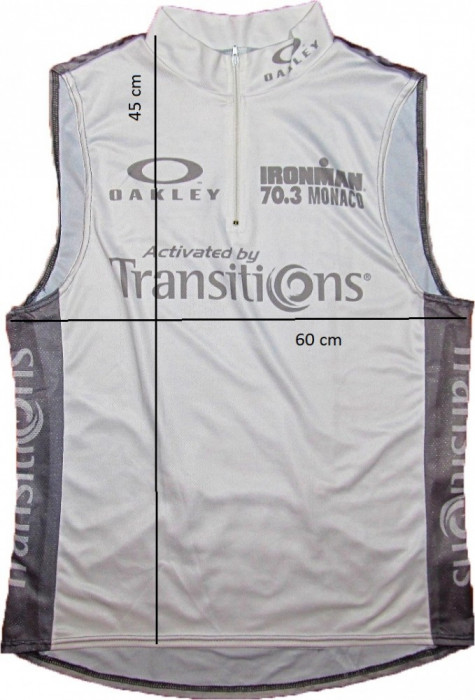 Maieu bicicleta ciclism OAKLEY tesatura fagure (dama XL) foto mare