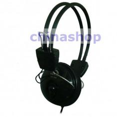 Casti PC YIHAOpentru Jocuri cu MICrofon +Volume-(Lichidare Stoc) - Casca PC, Casti cu microfon, Analog